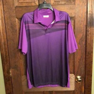 Golf shirt- performance polo